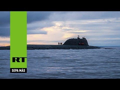 Un submarino nuclear ruso prueba exitosamente un misil Kalibr en el mar de Bárents