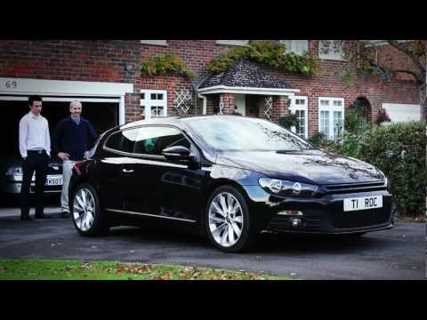 VW Scirocco Commercial