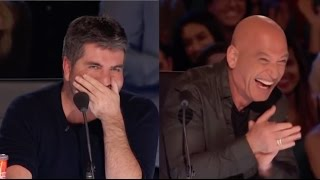 TOP 10 BEST America's Got Talent 2016 No 1 | Audition Performances
