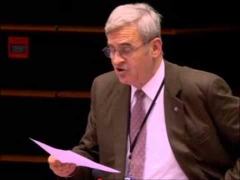 Tőkés László felszólalása Brüsszelben, a kommunizmus áldozatainak magyar emléknapján
