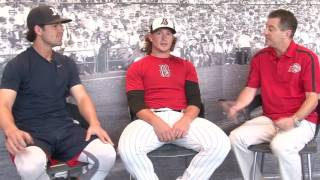 Carson Fulmer and Dansby Swanson Interview