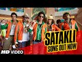 Download Official SATAKLI  Song | Happy New Year | Shah Rukh Khan | Sukhwinder Singh MP3 song and Music Video