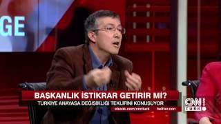 Tarafsız Bölge'de 'başkanlık istikrar getirir mi' tartışması