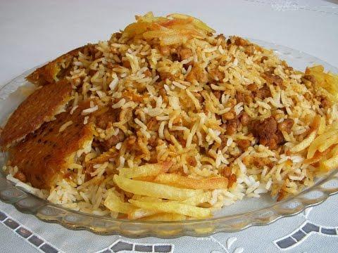 ربات رز چت برده بلاو..أكلة شهيرة تركية الأصل