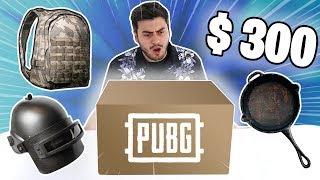 ABRINDO UMA CAIXA MISTERIOSA DE $300 DO PUBG !!!