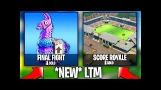 NEW* FORTNITE v4.4 Update|FINAL FIGHT LTM|Pro Player|320+ Wins