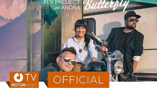 Смотреть клип Fly Project - Butterfly ft. Andra