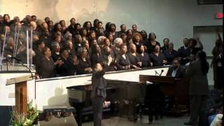 """I Really Love The Lord"" Fellowship Chorale"