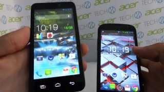 GSmart Aku A1 vs Maya M1 v2 okostelefon összehasonlító videó - Tech2.hu