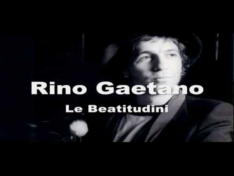 Rino Gaetano - Le Beatitudini