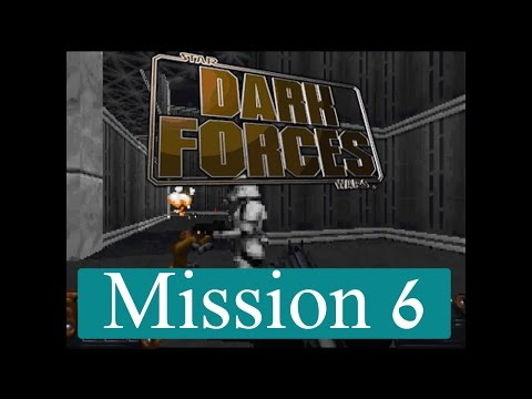Star Wars: Dark Forces - Mission 6 (Detention Center)