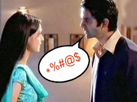 Arnav INSULTS & HURTS Khushi in Iss Pyaar Ko Kya Naam Doon 12th July 2012