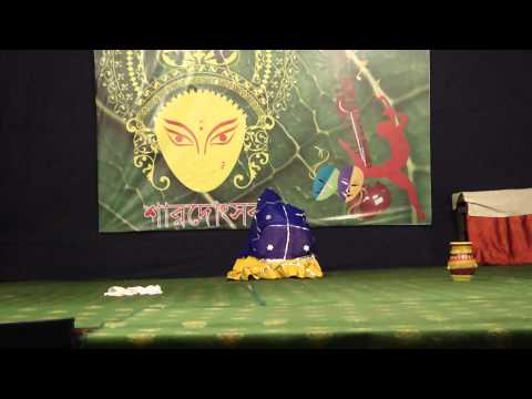 Rayana Solo Haryanvi Folk  Dance ( Durga Puja 2011 ).mp4 video