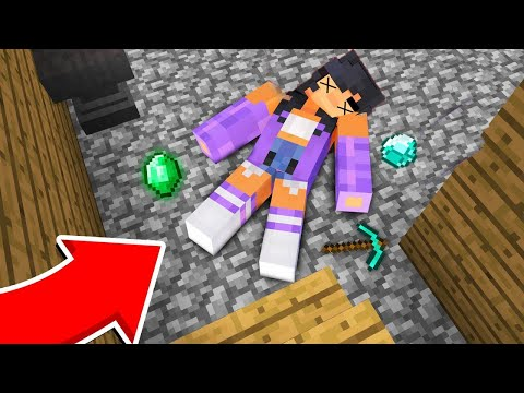 Minecraft : WHAT HAPPENED TO APHAMU IN THIS HOUSE??(Ps3/Xbox360/PS4/XboxOne/PE/MCPE)