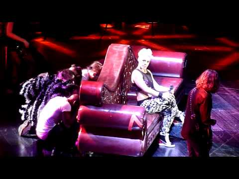 Pink - Blow Me One Last Kiss  (Live - Manchester Arena, UK, 15th April 2013) P!nk