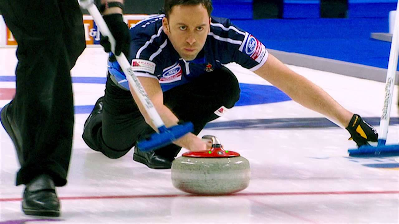 Olympic Curl Olympic Curling Explained by