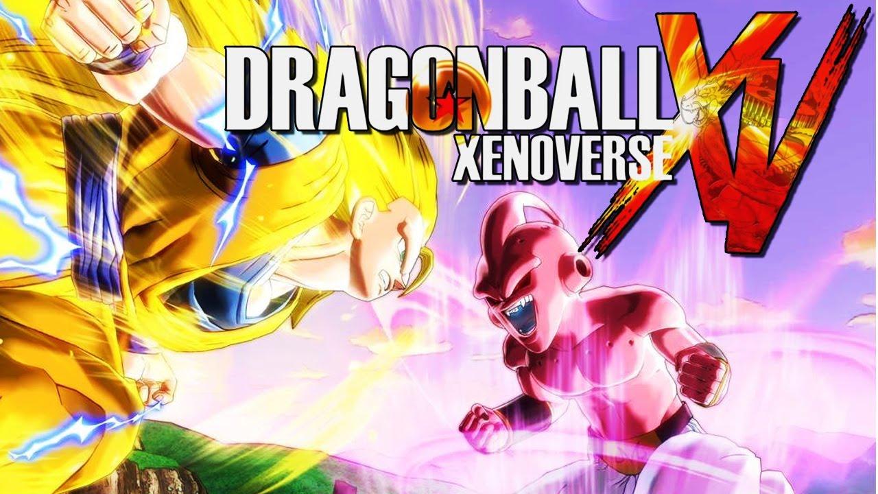 Dragon ball xenoverse demo gameplay deutsch german ps4 xboxone