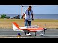 RC ROBIN DR-400 SCALE MODEL AIRPLANE DEMO FLIGHT / United-RC-Flights Bayreuth 2016