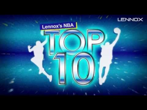 Jonas Valanciunas TOP10 of 2012-13 Season