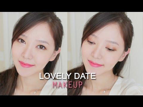 Lovely Date Makeup ♥ 데이트 메이크업 video