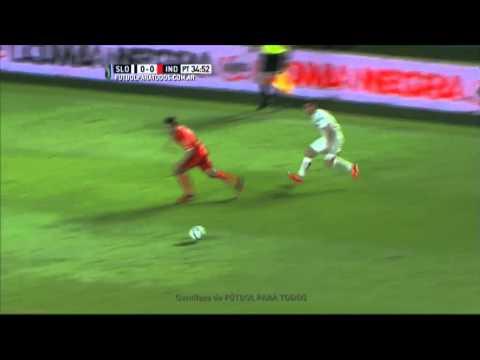 Impresionante lesión: fractura de tibia para Diego Rodríguez