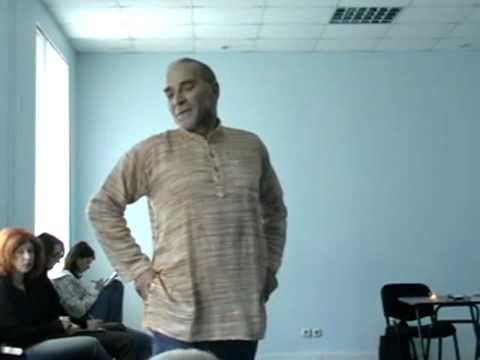 2 2  Илья Беляев  Тренинг в СПб  17 апреля 2010  Часть 2