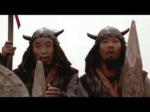 신라의 화랑 황산벌에서Hwangsanbul