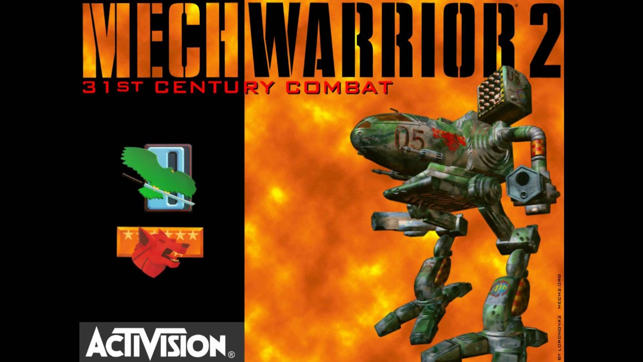 Mechwarrior 2 Wallpaper Mechwarrior 2 Ost Srm