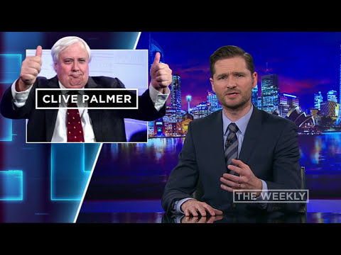 The Weekly: Clive Palmer