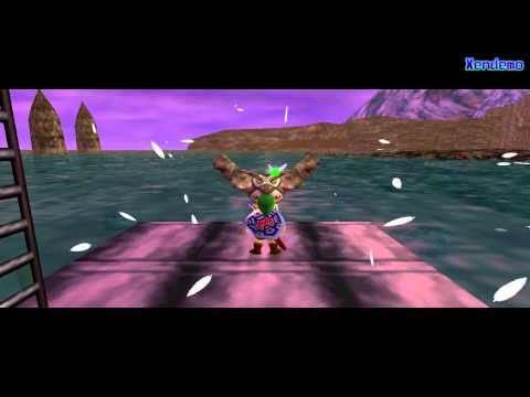 Misc Computer Games - Legend Of Zelda - Majoras Mask - Milk Bar