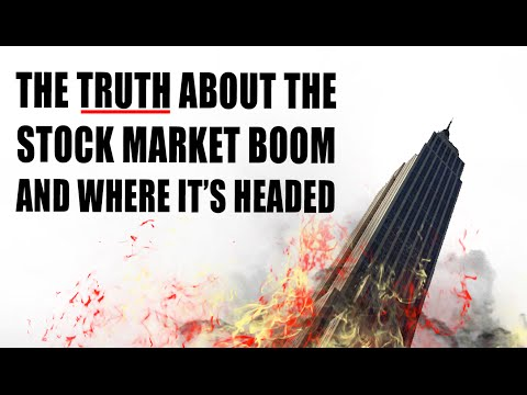 BOOM? Stock Market Pumped Up by Fed Hyperinflation Policies!