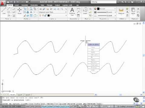 03 07  Spline Editing Tools