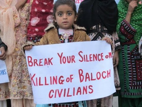 Pakistan Army's inhuman act in Balochistan, India should raise voice in UN