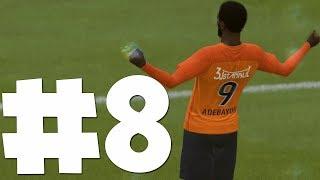 FIFA 18 Türkçe Kariyer #8 - İNANILMAZ GALİBİYET! - Başakşehir Kariyer