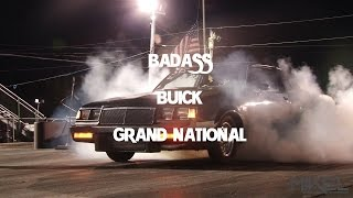 Bad Ass 9 Second Twin Turbo Buick Grand National Street Car