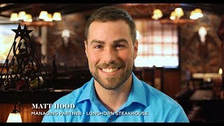 Faces of LongHorn Steakhouse | Matt Hood