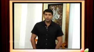 Engeyum Kadhal - 'Jayam' Ravi On 'Engeyum Kadhal'