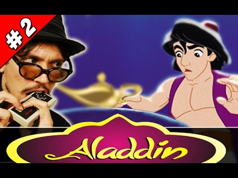 #02 Alì Ababua Rock [Aladdin] - The OST World ITA