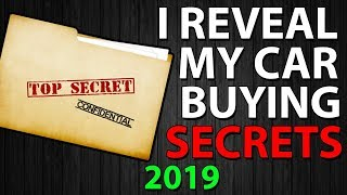 Ex-Car Salesman Reveals Dealer Secrets