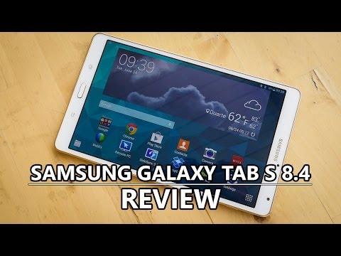 Samsung Galaxy Tab S 8.4 Review
