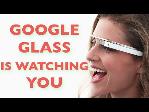 Surveillance Issues with Google Glass | The Rubin Report