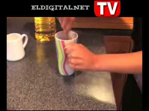 Hacer un Pastel en una Taza