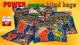 NEW 6 Power gogos blind bags mystery bags series 4 opening toys surprise Magic Box Int.