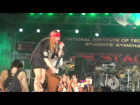 Guns2Roses live at Recstasy 2k12 part 7