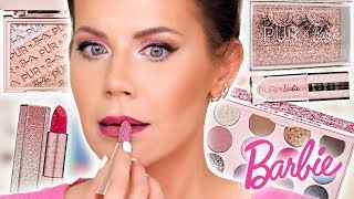 PÜR x BARBIE MAKEUP COLLECTION... OMG?!