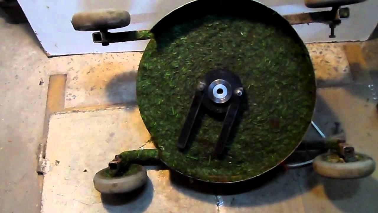 Триммер из стиральной машины