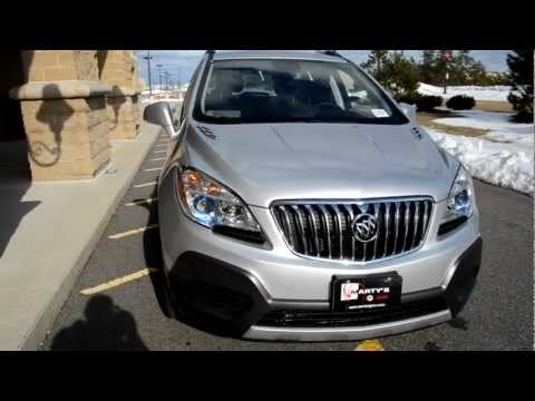 2013 Buick Encore AWD Walkaround Tour - Start Up, Feature Highlights, Full Tour