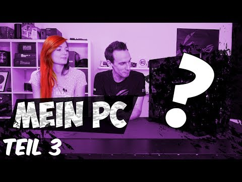 Mein Neuer PC Teil 3: Der finale Zusammenbau - PC Porn! (en subs)