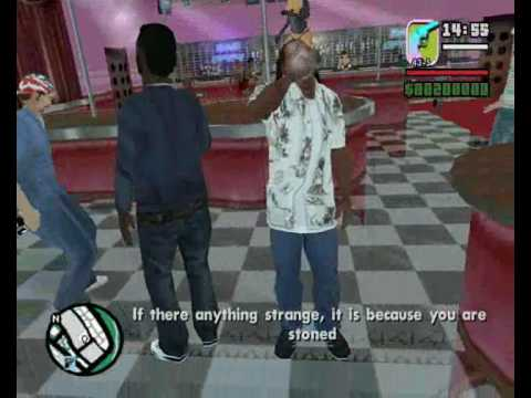 GTA SAN ANDREAS (VICE CITY MOD)