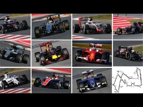 Das Nachtrennen F1 Racing League Singapur Rennen [Deutsch]